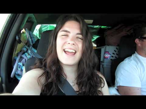 Roadtrip!! - This Handcrafted Nature Situation - July 6, 2011