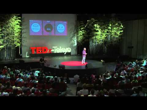 TEDxTokyo -  Dave McCaughgan -  Japan's Future... their Youth - [English]