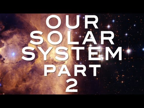 Our Solar System Part 2 - YouTube Space Lab with Liam & Brad