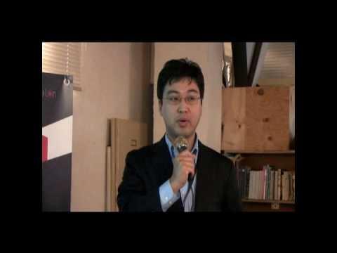 TEDxSeoul - Jaehak Kim - 03/26/2010