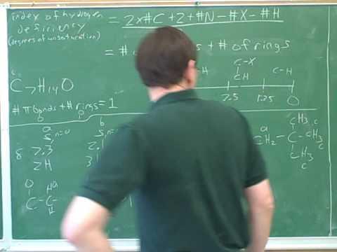 Proton NMR problems (8)