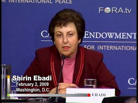 Separate Human Rights for Muslims? - Shirin Ebadi