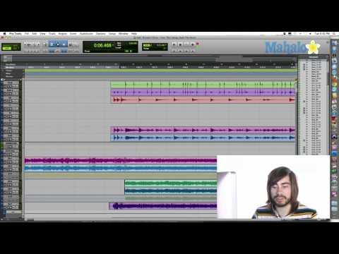 Show Hide Tracks - Pro Tools 9