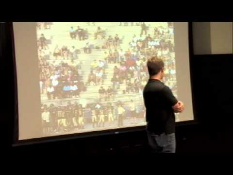 TEDxPoynterInstitute - Dave Stanton - Building Community through Live Streaming Video