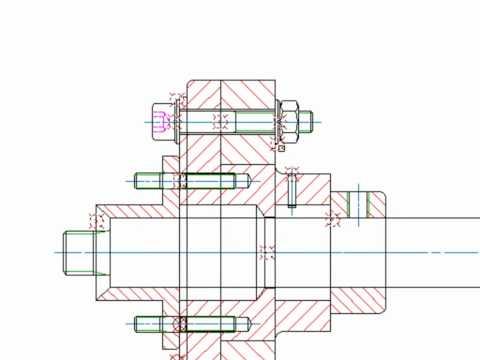 Parts List — AutoCAD Mechanical 2011