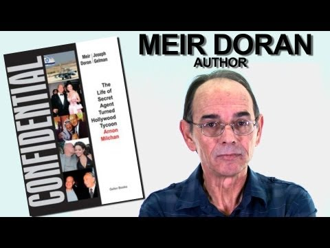 Problems Publishing Confidential in Israel with Meir Doran