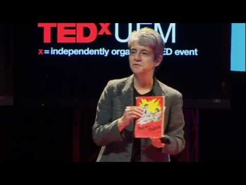 TEDxUFM: Grete Pasch - I can give you books