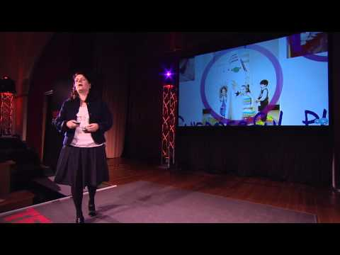 TEDxPittsburgh - MK Haley - Santa