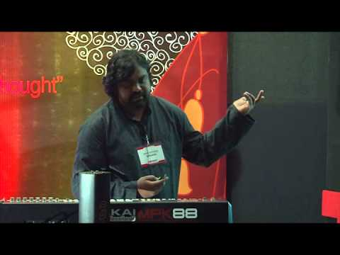 TEDxMSRIT- Jason Zachariah- Melody of the Piano