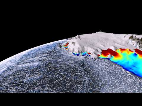 NASA | Warm Ocean Currents Cause Majority of Ice Loss from Antarctica