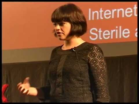 The Future of Internet Culture in a Post-Apocalyptic Future: Holly Clarke at TEDxUWestminster