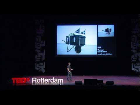 TEDxRotterdam 13-10-2011.