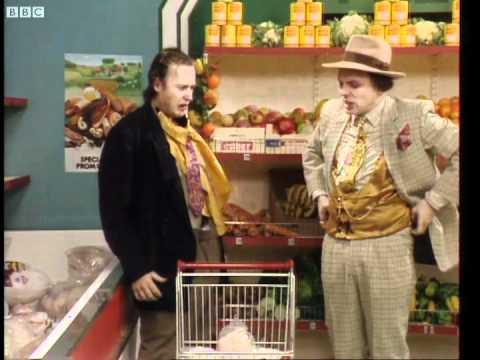 Richie and Eddie's supermarket sweep - BBC