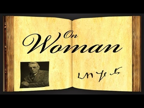 On Woman by William Butler Yeats - Poetry Reading