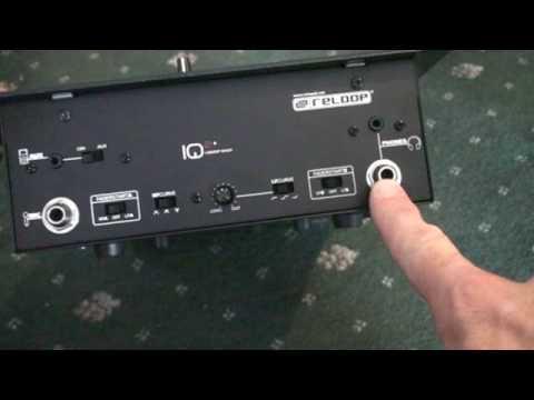 Reloop IQ.2+ USB DJ Mixer