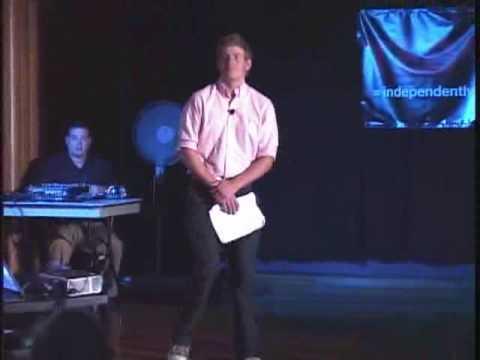 TEDxUVM - Jeremiah Church - 07/19/10