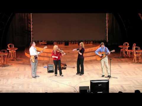 National Twin Fiddle Champions: Alina Geslison & Grace Dayton at TEDxBYU