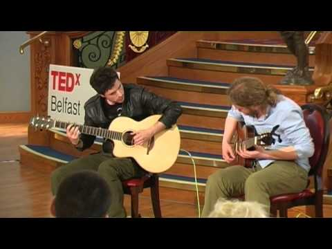 TEDxBelfast -- Gypsy's Wish -- Music