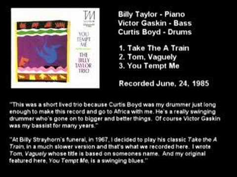 You Tempt Me - Billy Taylor