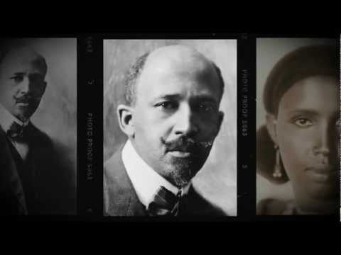 W.E.B. DuBois: Intellectual and Activist