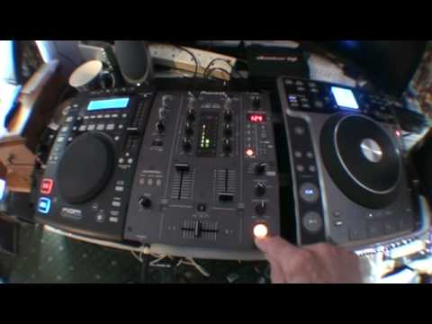 Pioneer DJM-400 Make it into a 3channel mixer.
