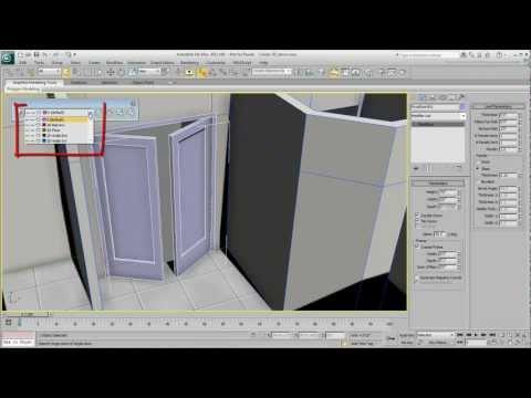 Working with AutoCAD Files - Part 4 - Creating Doors