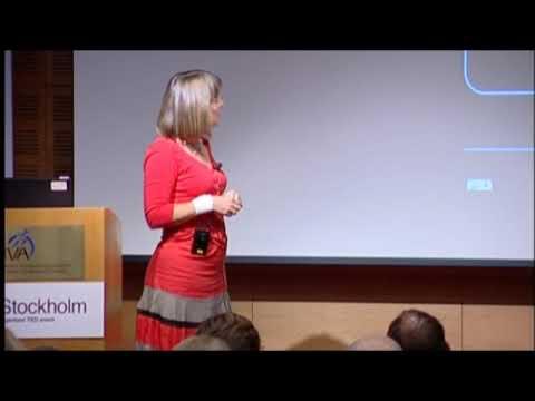 TEDxStockholm - Kristina Höök - 9/19/09