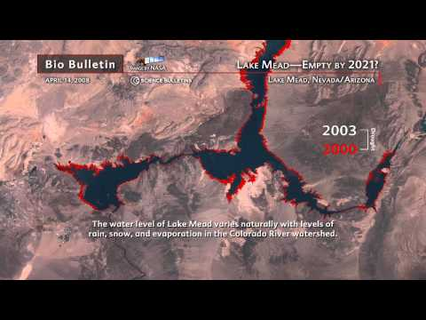 Science Bulletins: Lake Mead: Empty by 2012?