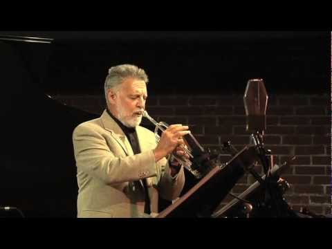 "Trumpet Legend Marvin Stamm Plays ""How Deep is the Ocean?"""