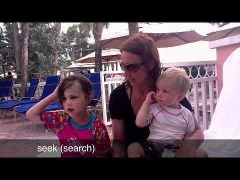 Road Trip Day 7 - ASL 'swimsuit' 'seek' 'movie'