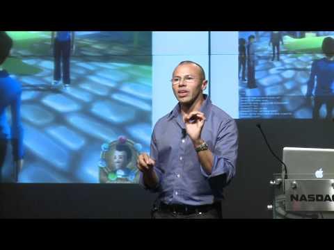 TEDxGotham 2011- Robert Torres
