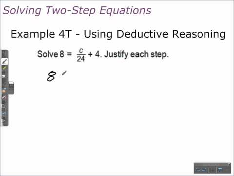 Writing and Solving Two Step Equations | Algebra 1 Math Help