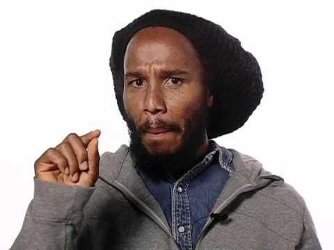 Ziggy Marley Weighs Legalization