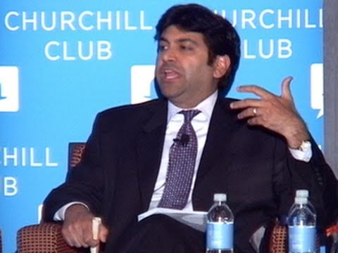 US CTO Chopra Talks Tech, Education and Reverse Innovation