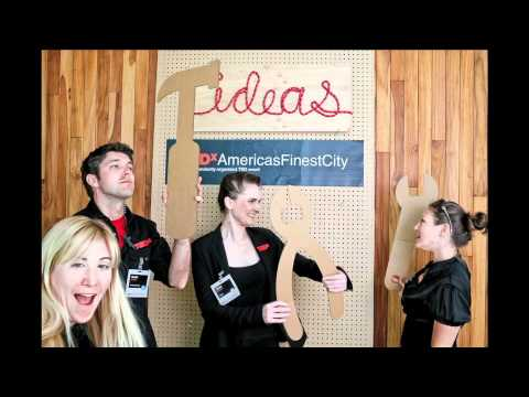 TEDxAmericasFinestCity / xPhotoBooth / San Diego, CA /  May 10, 2011