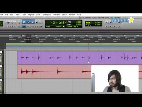 Tab to Transients - Pro Tools 9