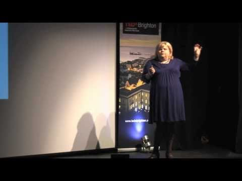 TEDxBrighton -- Angie Hart -- Making Resilient Moves