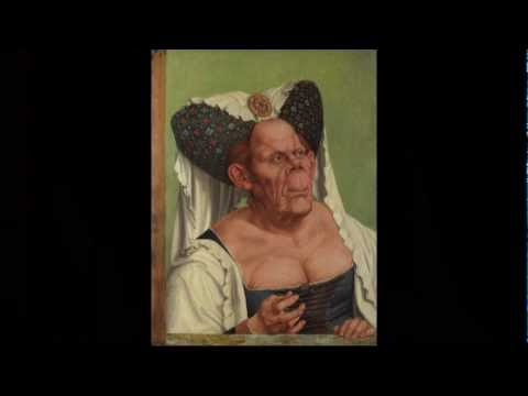 Quinten Massys: 'An Old Woman' | Paintings | The National Gallery, London