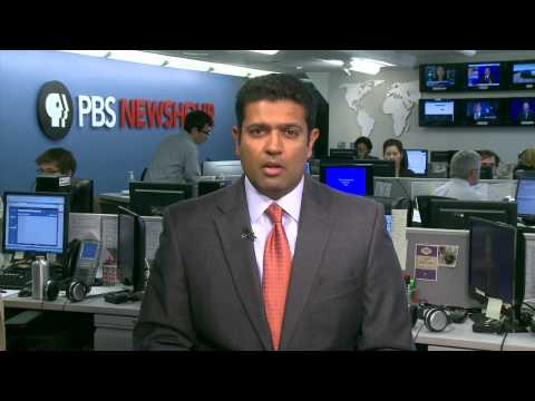 Thursday's NewsHour News Brief - Oct. 11, 2012
