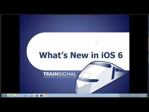 What's New in Apple iOS 6