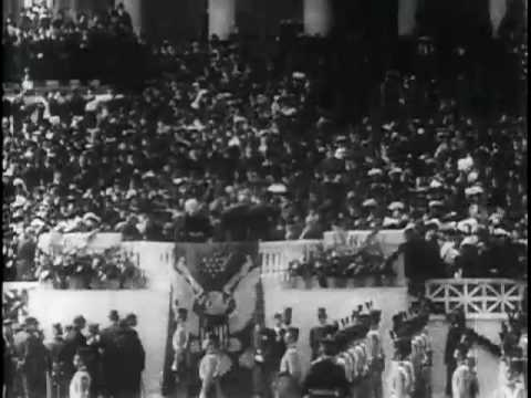 Theodore Roosevelt's Inaugural Ceremony, 1905