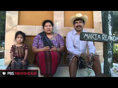Preview: Reporting From Guatemala