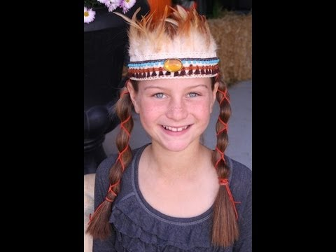 Native American Princess Headband