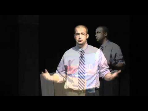 TEDxHISD - Franz Hill - Once A Lanier Debater, Always a Lanier Debater