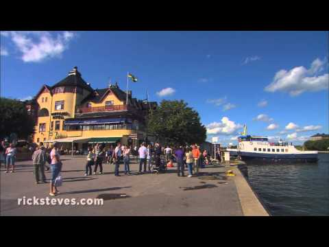 Stockholm, Sweden: Cruising the Archipelago