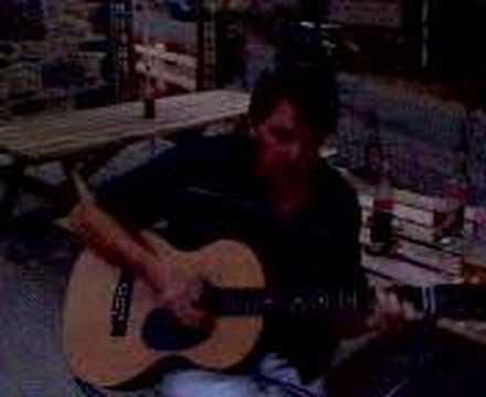 Tony sings