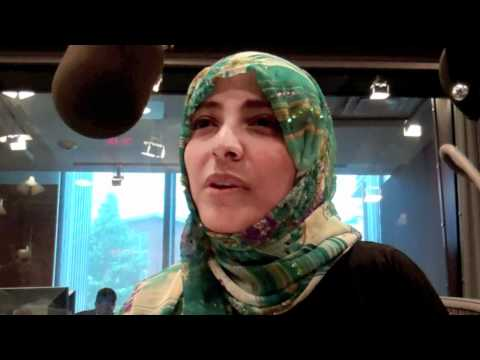 The World: Nobel Peace Laureate Tawakul Karman