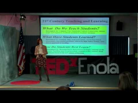 TEDxEnola - Dr. Mariale Hardiman - The Brain-Targeted Teaching Model
