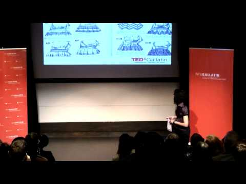 TEDxGallatin - Sheiva Rezvani - A History of Fashion and Science of Sex
