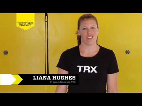 TRX TV: September Featured Movement: Week 4